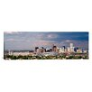 iCanvasArt Panoramic Skyline with Invesco Stadium, Denver, Colorado Photographic Print on Canvas