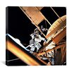iCanvas Skylab Space Station 40th Anniversary Canvas Wall Art