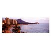 iCanvas Panoramic Waikiki Beach, Oahu, Hawaii Photographic Print on Canvas