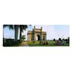 iCanvasArt Panoramic Gateway of India, Mumbai, Maharashtra, India Photographic Print on Canvas