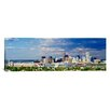 iCanvas Panoramic Colorado, Denver, Invesco Stadium, High Angle View of the City Photographic Print on Canvas