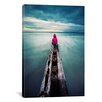 iCanvas Photography To Have the World in front of You from SD Smart Photographic Print on Canvas