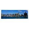 iCanvas Panoramic 'Michigan, Detroit' Photographic Print on Canvas