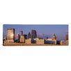 <strong>iCanvasArt</strong> Panoramic 'Georgia, Atlanta' Photographic Print on Canvas