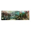 iCanvas Vancouver, Canada Skyline Panoramic 3 Graphic Art on Canvas