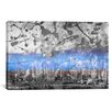 iCanvas Vancouver, Canada Skyline 2 Graphic Art on Canvas
