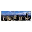 iCanvasArt Panoramic New York, Buffalo Photographic Print on Canvas