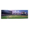 <strong>iCanvasArt</strong> Panoramic Illinois, Chicago, White Sox, Baseball Photographic Print on Canvas
