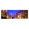 <strong>iCanvasArt</strong> Panoramic San Francisco California Photographic Print on Canvas