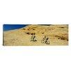 iCanvasArt Panoramic Slickrock Trail, Moab, Utah Photographic Print on Canvas