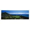 iCanvasArt Panoramic Waikiki Oahu HI Photographic Print on Canvas
