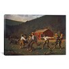 <strong>iCanvasArt</strong> 'Snap the Whip' by Winslow Homer Painting Print on Canvas