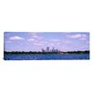 iCanvas Panoramic Skyscrapers in a City, Chain of Lakes Park, Minneapolis, Minnesota Photographic Print on Canvas