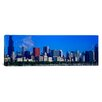 iCanvasArt Panoramic Skyscrapers in a City, Chicago, Illinois Photographic Print on Canvas