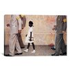 iCanvas 'The Problem We All Live with (Ruby Bridges)' by Norman Rockwell Painting Print on Canvas