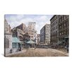 "iCanvas ""Scolray Sq, California 1898"" Canvas Wall Art by Stanton Manolakas"