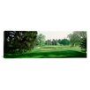 <strong>Panoramic Sand Trap at a Golf Course, Baltimore Country Club, Maryl...</strong> by iCanvasArt
