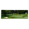 iCanvas Panoramic Sand Traps on a Golf Course, Baltimore Country Club, Baltimore, Maryland Photographic Print on Canvas