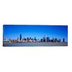 iCanvas Panoramic 'Skyscrapers at the Waterfront, Willis Tower, Shedd Aquarium, Chicago, Cook County, Illinois, 2011' Photographic Print on Canvas