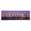 iCanvas Panoramic Skyscrapers in a City, San Diego, San Diego County, California Photographic Print on Canvas