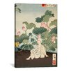 iCanvas Japanese Art 'The Story of Tamiya Botaro' by Yoshitoshi Painting Print on Canvas