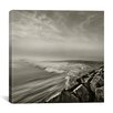 """iCanvas """"Swells"""" Canvas Wall Art by Geoffrey Ansel Agrons"""