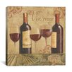 "iCanvas ""Vineyard Flavor II"" Canvas Wall Art by Daphne Brissonnet"