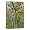 "<strong>iCanvasArt</strong> ""Tree, 1912"" Canvas Wall Art by Piet Mondrian"