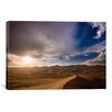 <strong>iCanvasArt</strong> The Great Dunes by Dan Ballard Photographic Print on Canvas