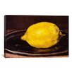 iCanvas 'The Lemon' by Edouard Manet Painting Print on Canvas