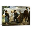 iCanvas 'The Old Musician' by Edouard Manet Painting Print on Canvas