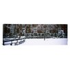 iCanvas Panoramic Washington Square Park in Manhattan, New York Photographic Print on Canvas