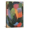 iCanvasArt 'Song' by Alexej Von Jawlensky Painting Print on Canvas