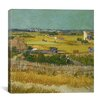 "iCanvas ""The Harvest"" Canvas Wall Art by Vincent Van Gogh"