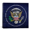 iCanvas Flags U.S. Presidential Brick Graphic Art on Canvas