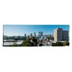 <strong>iCanvasArt</strong> Panoramic View over Oakland from Adams Point, California Photographic Print on Canvas
