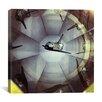 iCanvas Space Shuttle Kaleidoscope Canvas Wall Art