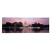 <strong>Panoramic U.S. Capitol Washington, D.C Photographic Print on Canvas</strong> by iCanvasArt