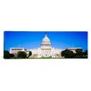 iCanvas Panoramic U.S. Capitol, Washington, D.C, District of Columbia Photographic Print on Canvas