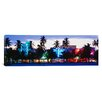 iCanvas Panoramic South Beach Miami Beach Florida Photographic Print on Canvas