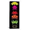 iCanvas Space Invaders Totem (Multicolor) Graphic Art on Canvas