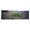 iCanvasArt Panoramic University of Michigan Football Game, Michigan Stadium, Ann Arbor, Michigan Photographic Print on Canvas