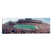 <strong>iCanvasArt</strong> Panoramic University of Wisconsin Football Game, Camp Randall Stadium, Madison, Wisconsin Photographic Print on Canvas