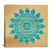 iCanvas 'Summer Mandala' by Maximilian San Graphic Art on Canvas