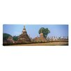 iCanvas Panoramic Sukhothai Historical Park Thailand Photographic Print on Canvas