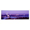 iCanvasArt Panoramic Washington, D.C Photographic Print on Canvas