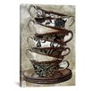 "iCanvasArt ""Tea I"" Canvas Wall Art from Color Bakery"
