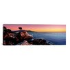 iCanvasArt Panoramic 17-Mile Drive, Carmel, California Photographic Print on Canvas