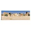 iCanvas Panoramic Temple of Rocks, Dome of The Rock, Temple Mount, Jerusalem, Israel Photographic Print on Canvas