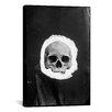iCanvas Skeleton Painting Print on Canvas